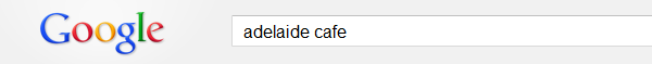 Adelaide Cafe Google Search