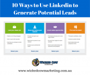 10 Ways to Use LinkedIn to Generate Potential Leads