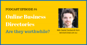 Online Business Directories - Are They Worthwhile? (LGP#6)
